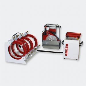 Машина сварки ПНД с гидравлическим сжатием OMISA CNC ECO 2.0 250